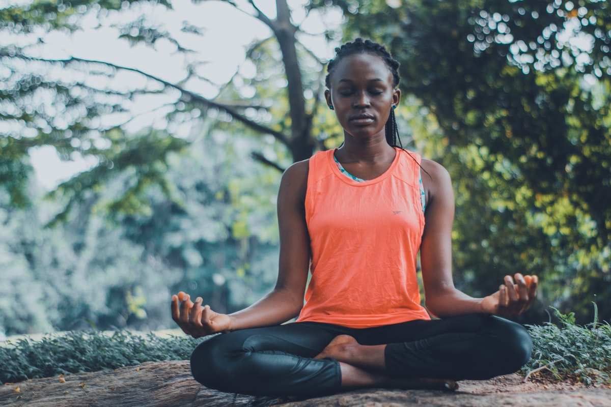 Meditation and breathing