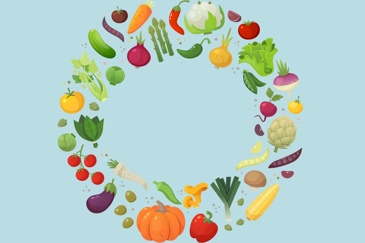 Vegetable descriptions