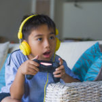 Gaming and kids health