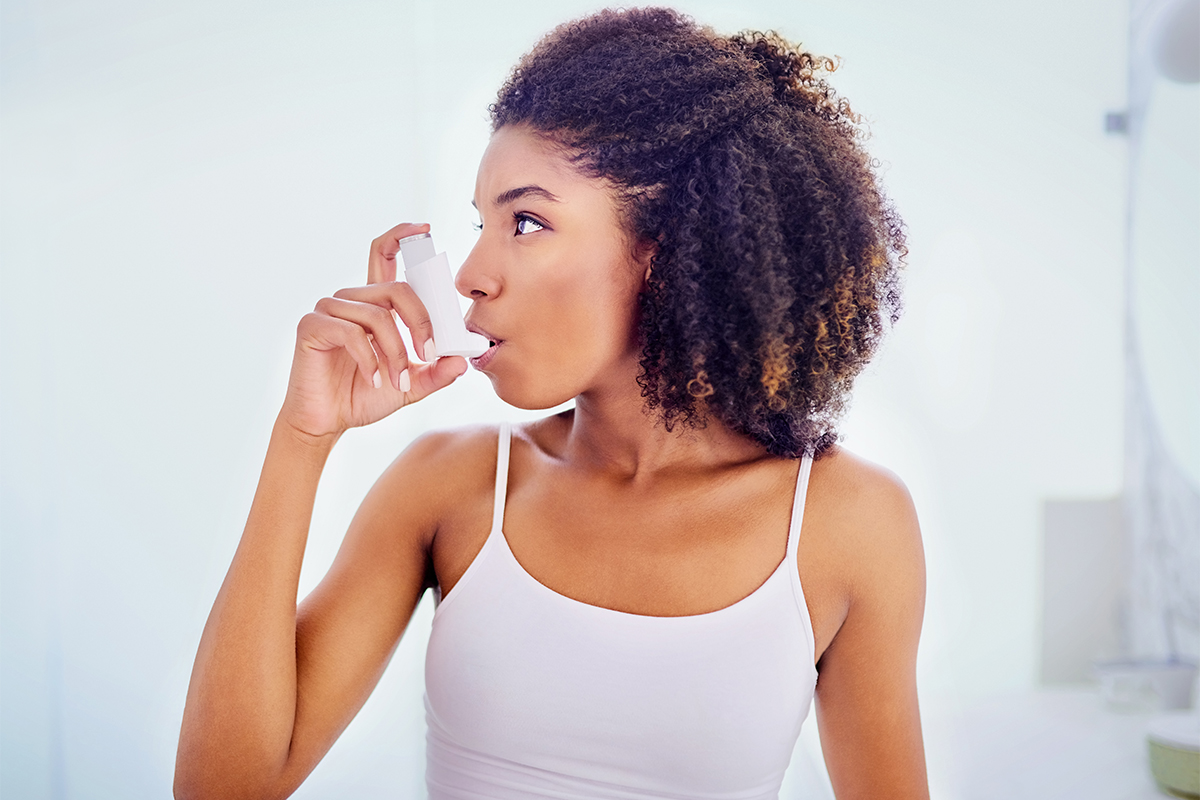 HIIT and asthma