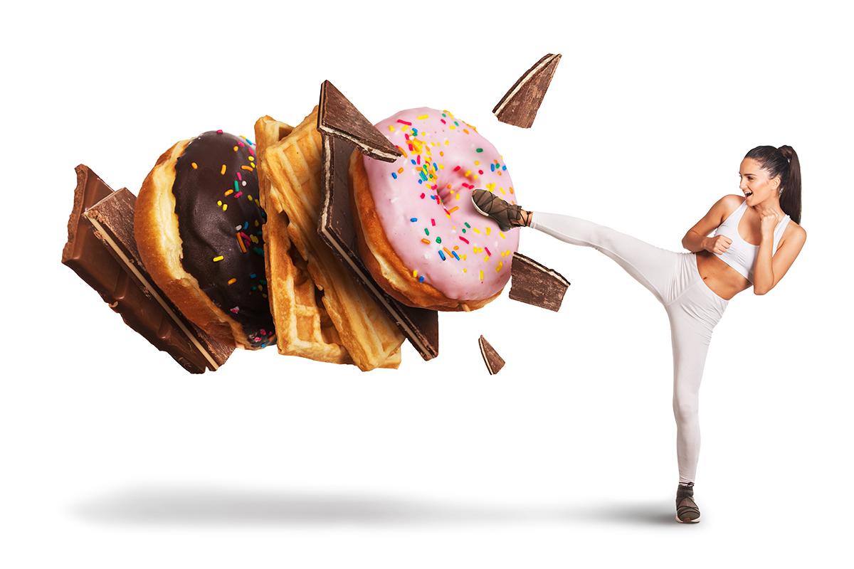 Sugar levels in food