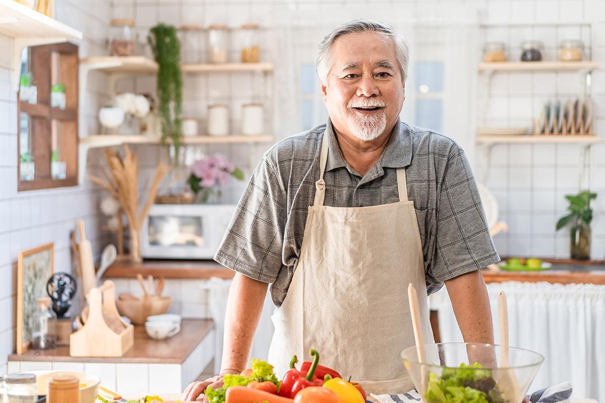 Older adult nutrition