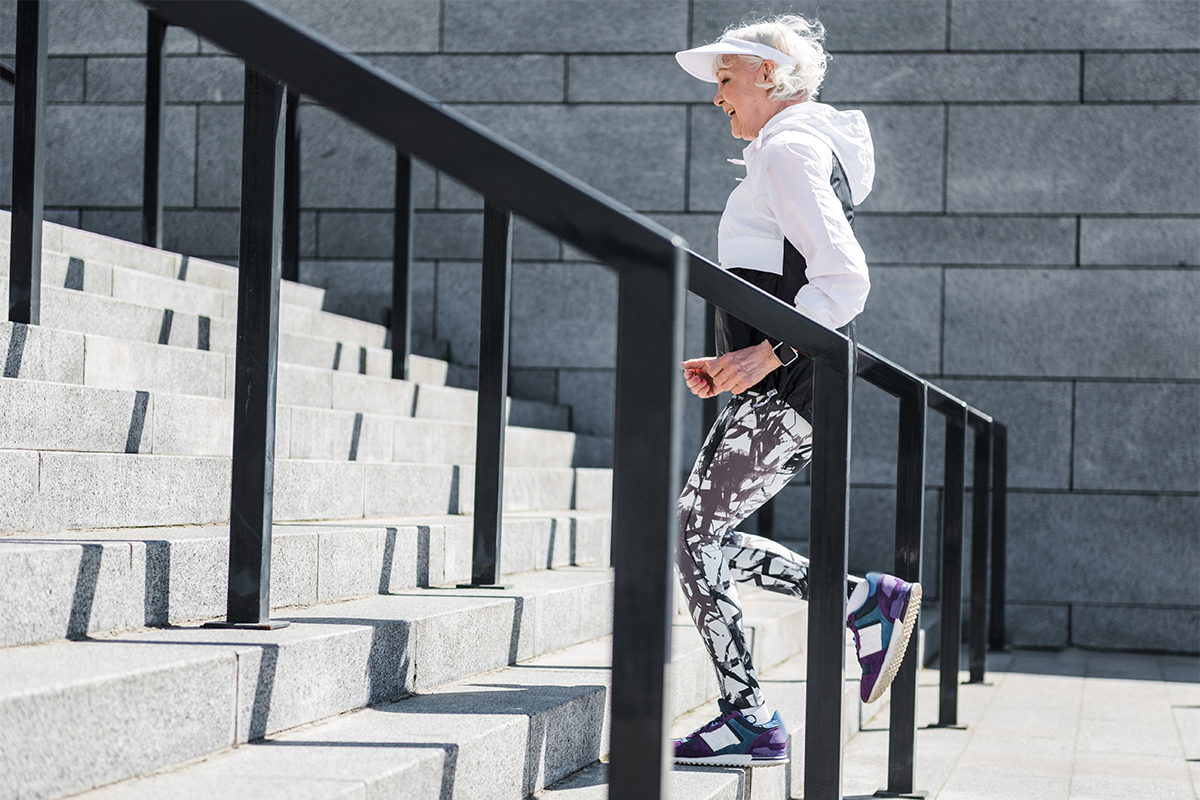 HIIT and longevity for older adults