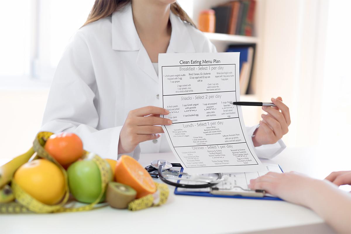 Healthcare dietary assessment