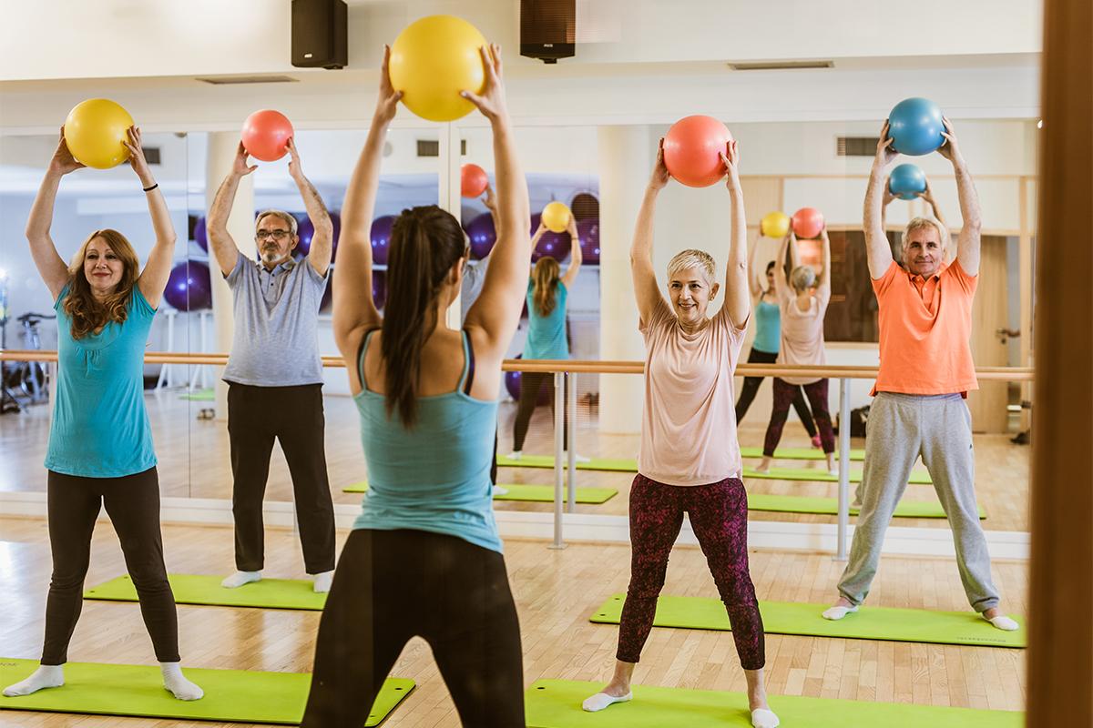 Older adult brain fitness
