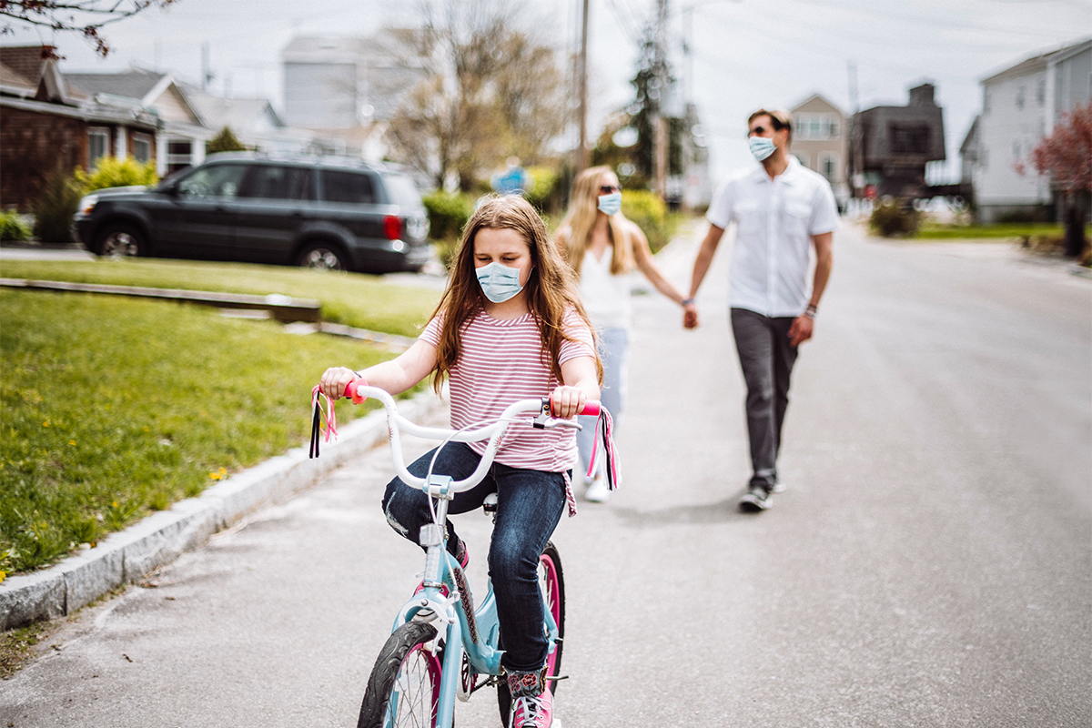 Physical activity for moms