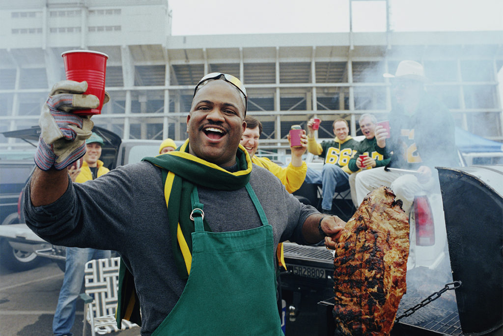 Tailgating health effects
