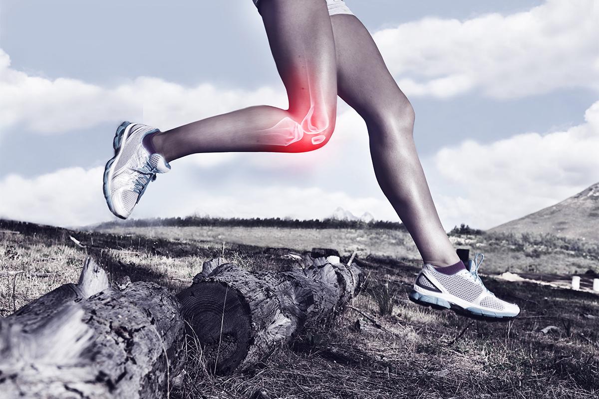 inflammation in runner's knee