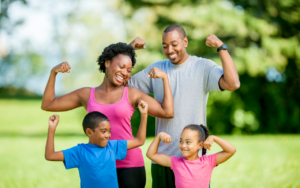 Families and fitness