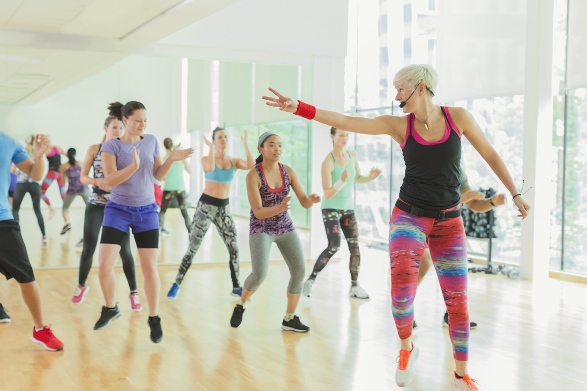 The Term Fitness Shouldn't Bring About A Feeling Of Dread When You Hear It