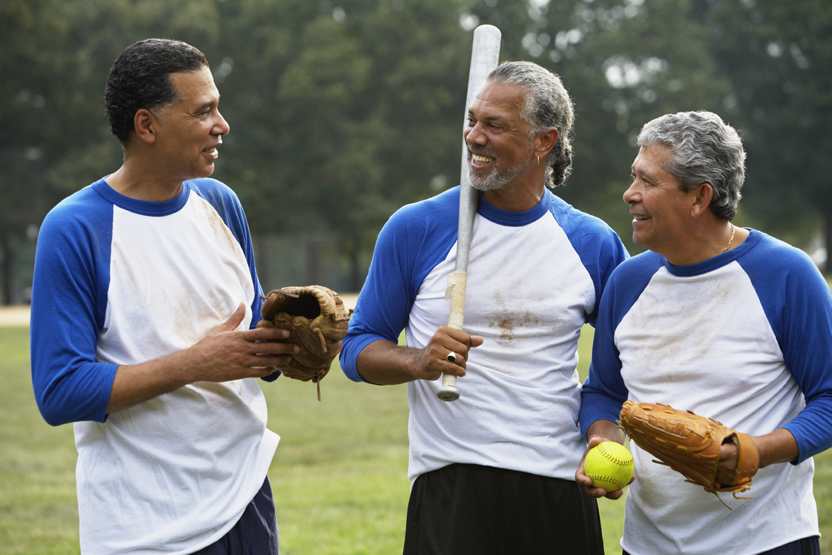 High performance older athletes and aging