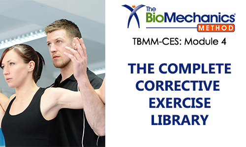 The Complete Corrective Exercise Library